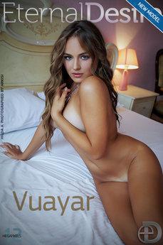 Eternal Desire Vuayar Hilda A