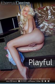 Eternal Desire Playful Nika N