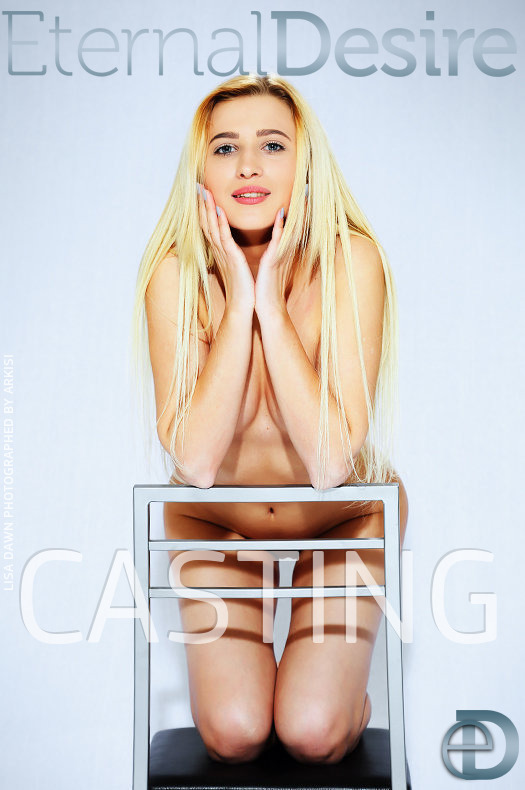 CASTING featuring Lisa Dawn by Arkisi