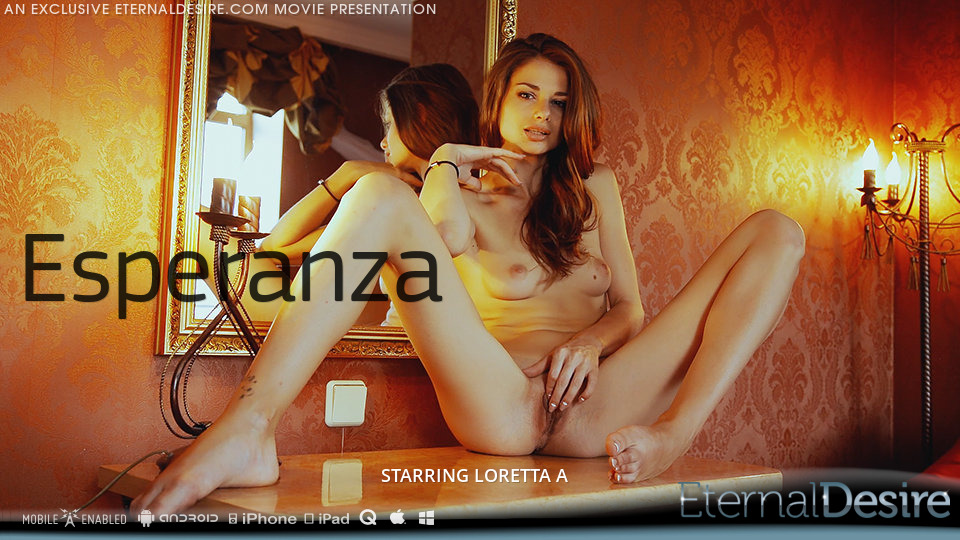 Loretta A in Esperanza featured on Eternal Desire