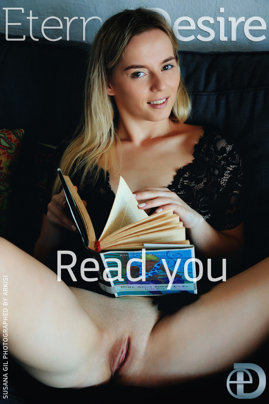 Read you featuring Susana Gil by Arkisi