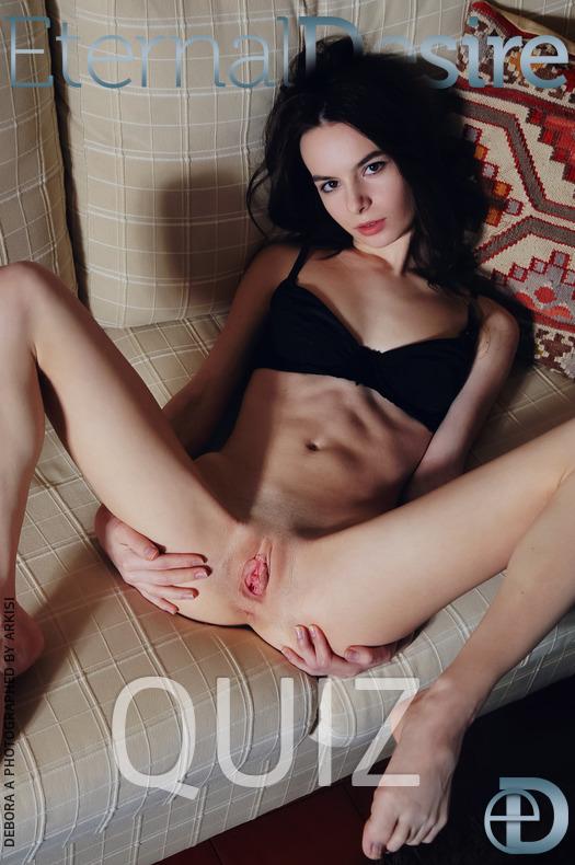 QUIZ featuring Debora A by Arkisi